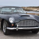 1964 Aston Martin DB5: One of just 220 Left-Hand-Drive Examples Produced #23061