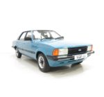 One of the Very Last Mk5 Ford Cortina Crusaders Made with only 24,137 Miles