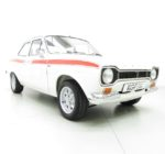 A Genuine AVO Mk1 Ford Escort RS Mexico in Impeccable Award Winning Condition.
