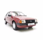 A Sumptuous Ford Escort Mk3 1.6 Ghia with just 49,986 Miles