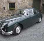 Jaguar Mk2 2.4 1960 Manual