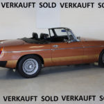 MGB Limited Edition Roadster (No 122) with just 25,553 documented miles !!