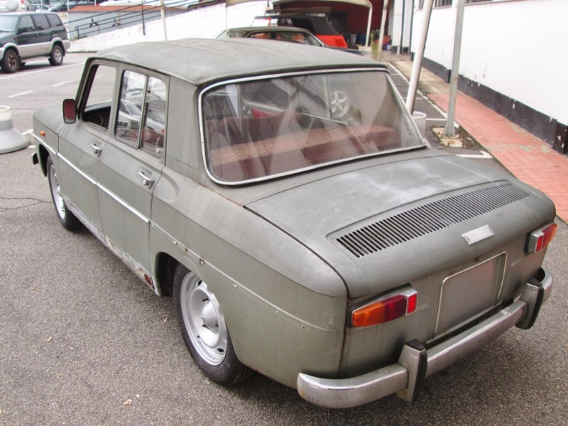 The Classic Car Finder Renault R8 950 Cc 1962