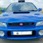subaru impreza sti wrx type ra very limited 555