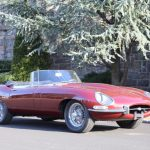 # 23169 1965 Jaguar XKE 4.2 Roadster with Matching Numbers