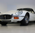 An unmolested RHD Jaguar E-Type Series 3 V12 (manual) OTS with just 45,232 documented miles.