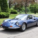 1972 Ferrari Dino 246 GT: California Car with 26K Miles # 22611
