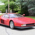1985 Ferrari Testarossa: Extremely Desirable Single Mirror Car #21576