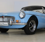 An extremely  rare European specification LHD MGB Roadster
