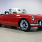 A sympathetic restored 1973 MGB Roadster