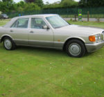 1990 MERCEDES BENZ 300SE. W126. ONLY 2 OWNERS AND IN FANTASTIC CONDITION.