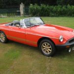 1980 MGB ROADSTER. SUPERB LOW MILEAGE CAR. GREAT VALUE