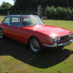 1972 TRIUMPH STAG. STUNNING CAR AND ONLY 2 OWNERS FROM NEW. SHOW STANDARD CAR.