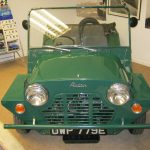 1967 AUSTIN MINI MOKE. ORIGINAL ENGLISH BUILT. HERITAGE CERTIFICATE. 35K MILES. 3 OWNERS.