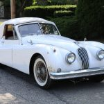 #23009 1956 Jaguar XK140 Drop-head with Factory Overdrive and Matching Numbers