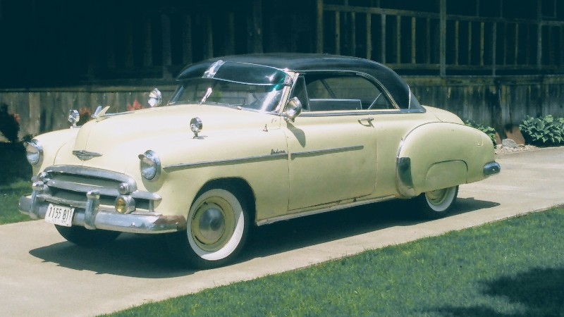 The Classic Car Finder Chevrolet Hardtop - Classic car finder