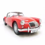 An Original UK supplied MGA 1500 Roadster with Exceptional Provenance
