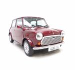 A Collectable Mini Thirty with an Incredible History File and 49,198 Miles