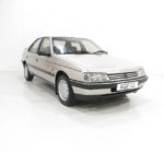 A Widely Acclaimed Peugeot 405GR with Just 27,847 Miles and Two Owners.