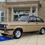 Ford Escort RS2000 Custom in concours condition