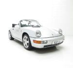 A Classically Elegant Porsche 964 Carrera 2 Cabriolet with Only 54,962 Miles.
