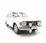 An Enthusiast Owned Volvo 144 Grand Luxe Saloon with an Incredible History File