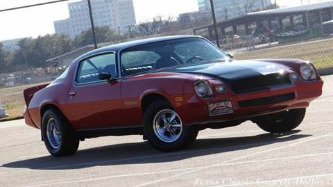 1980 Chevrolet Camaro RS-$25,000