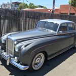 #23363 1957 Bentley S1 Saloon Left-Hand Drive: