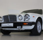 An elegant Jaguar XJ12 Sovereign Series 3 with just 48,555 km's