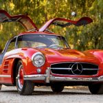 #23334 1956 Mercedes-Benz 300SL Gullwing