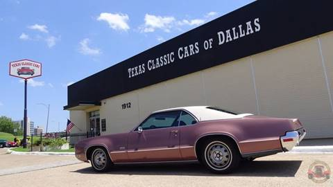 1970 Oldsmobile Tornado-18,900 (Shipping Available)