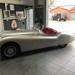 Jaguar XK120 OTS, RHD and matching numbers